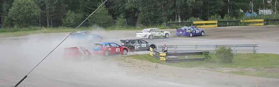 SAMS rallycross